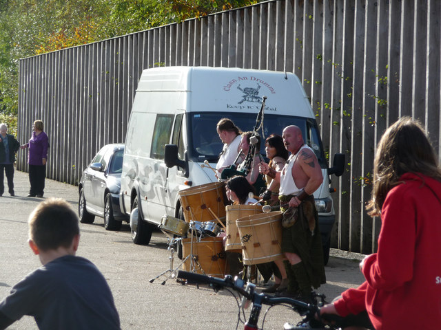 Clann An Drumma at Loch Lomond Shores