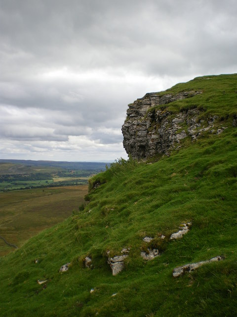 Top of Addlebrough scars