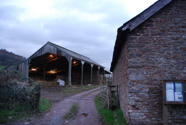 West Luccombe Farm, West Luccombe
