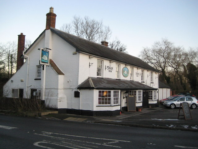 Great Shefford: The Swan Inn