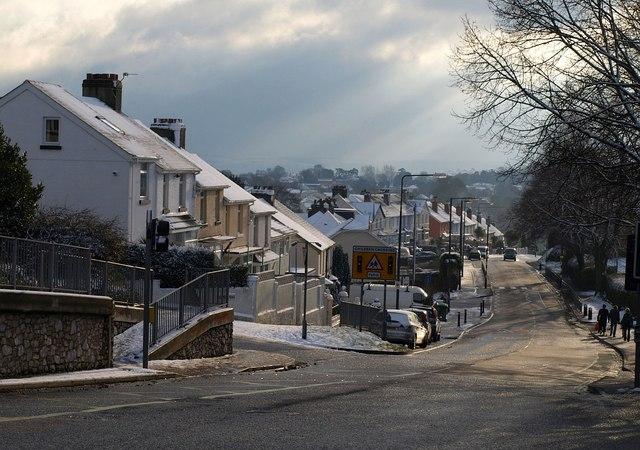 Barton Hill Road, Torquay