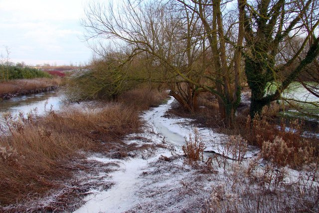 Footpath by the River Thame