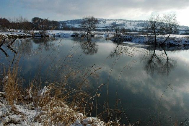 The Swan's Neck, River Avon