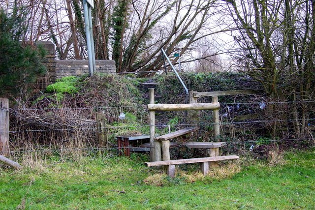 Stile to the B480