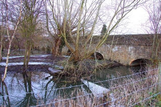 Chiselhampton Bridge