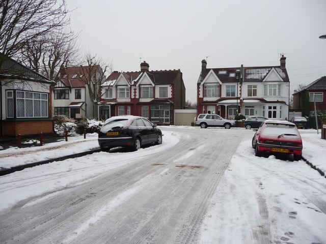Monkfrith Avenue, London N14
