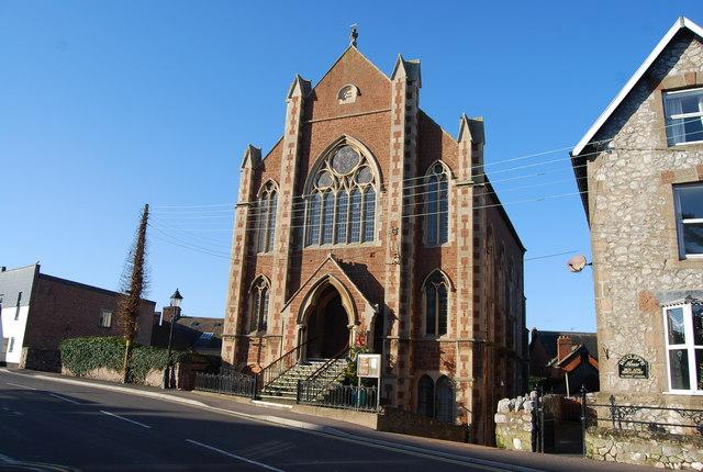 Watchet Methodist Church