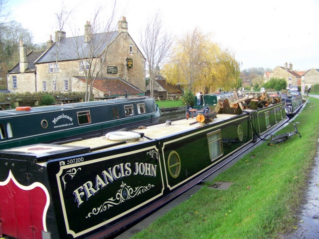 The Francis John, Bradford-on-Avon