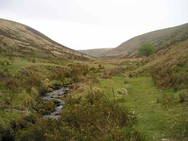 Exmoor: Farley Water