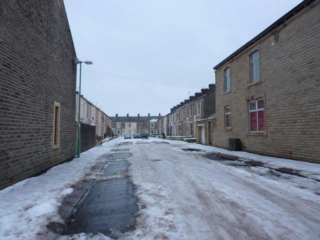 Cecil Street, Oswaldtwistle