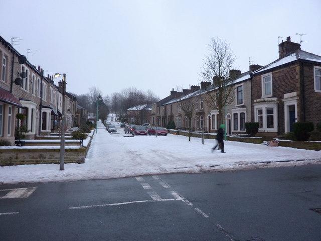 Rhyddings Street, Oswaldtwistles