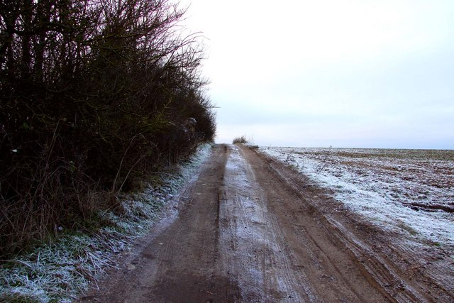 Footpath to The Baldons