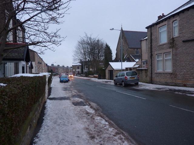 Catlow Hall Street, Oswaldtwistle