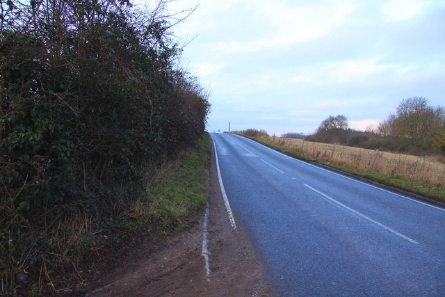 The B480 to Oxford