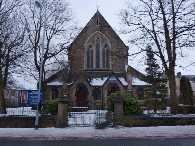 St Paul's Church, Oswaldtwistle