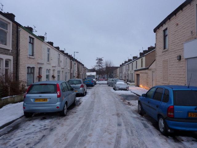 Jubilee Street, Oswaldtwistle