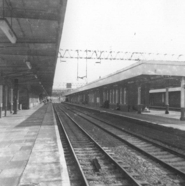 Nuneaton (Trent Valley) Station