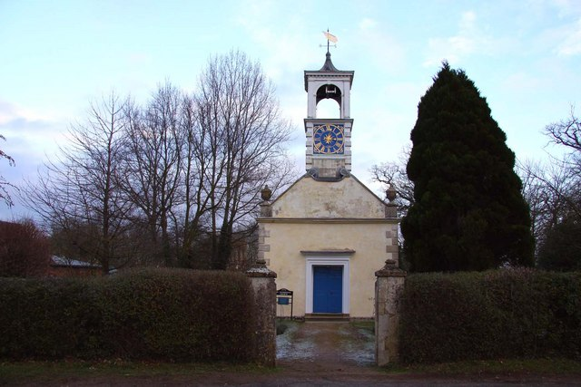 St Katherine's Church at Chiselhampton