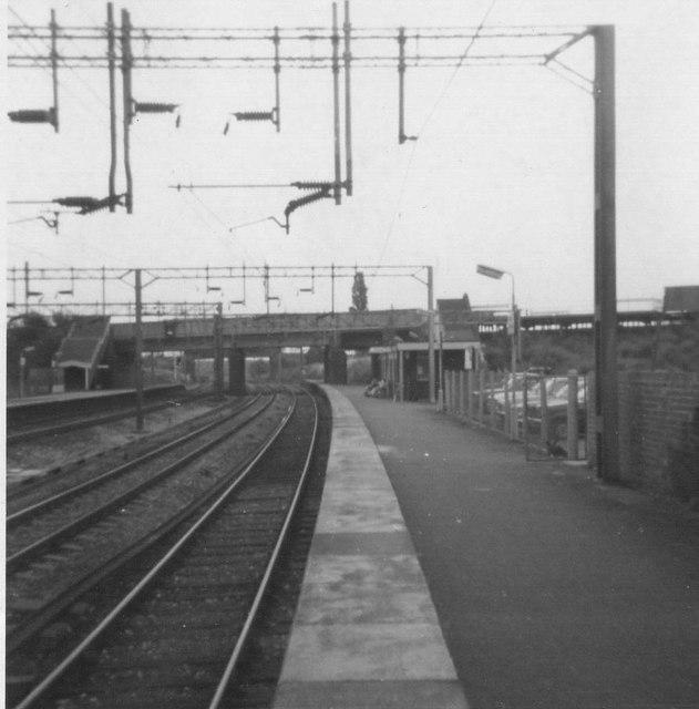 Lichfield Trent Valley (Low Level) Station