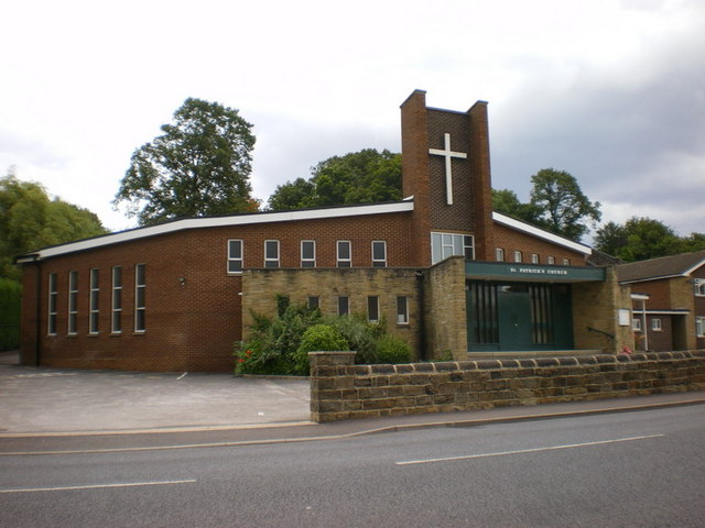St Patrick's Church, Birstall