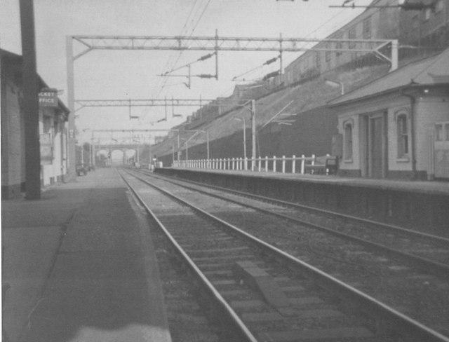 Adderley Park Station