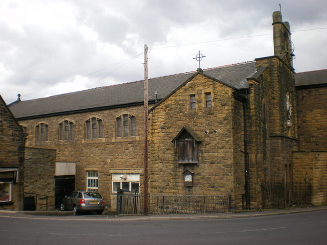 Old St Patrick's Church, Birstall