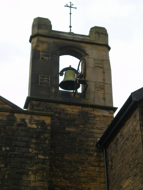 Old St Patrick's Church, Birstall, Bell
