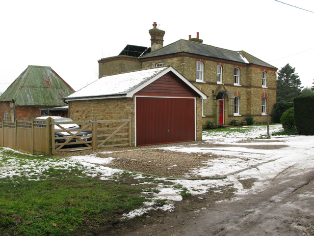 Chestnut Farm, Marshborough