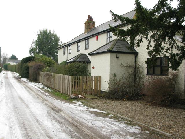 Marshborough Farmhouse