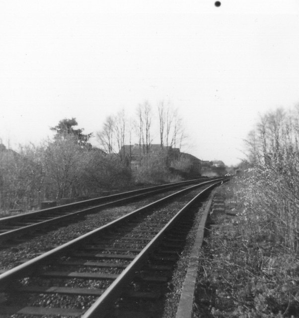 Warwick (Milverton) Station remains