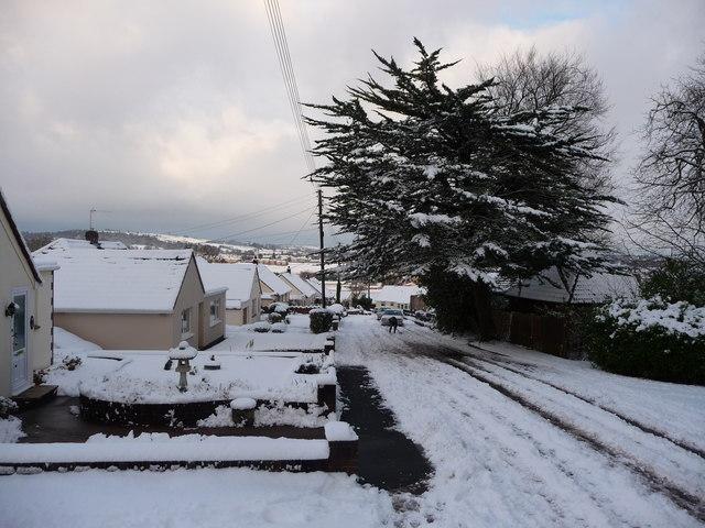 Tiverton : Southfield Way