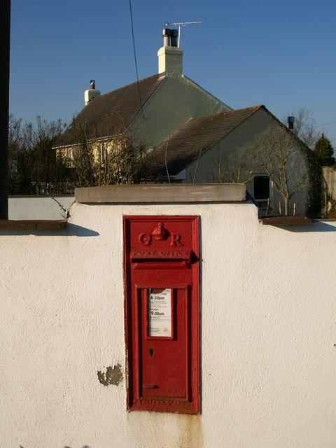 Postbox, Farringdon Cross
