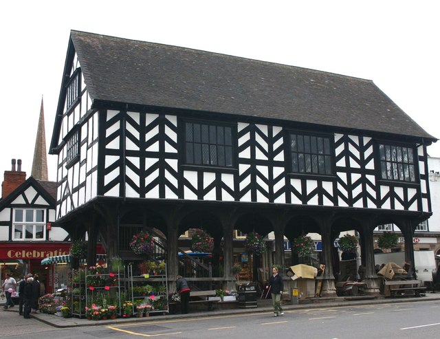 The Market House, Ledbury
