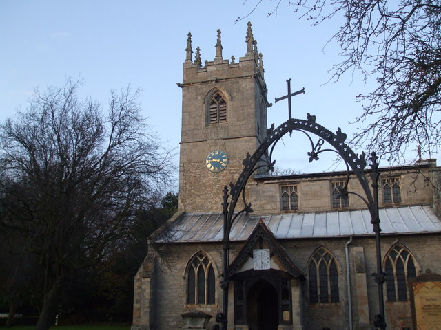 St Peter's church, Clayworth