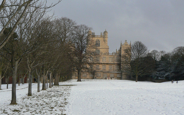 Wollaton Park and Hall