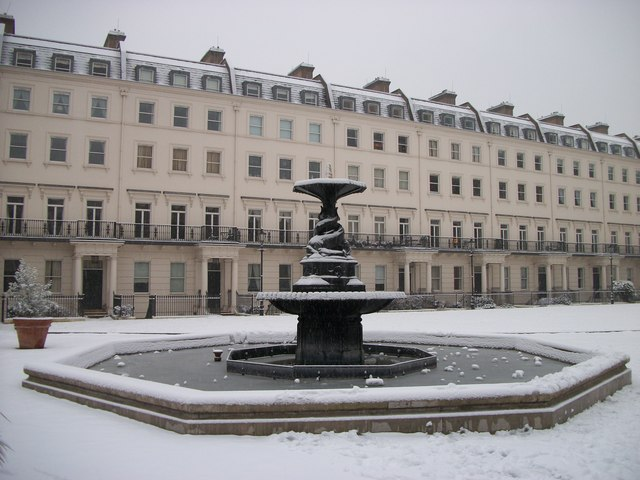Bessborough Gardens in Bessborough Gardens
