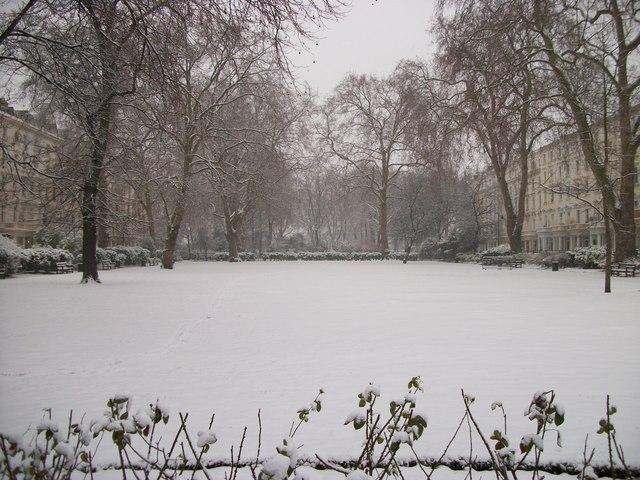 St George's Square Pimlico