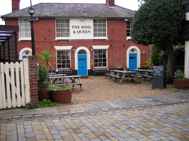 The King & Queen Public House High Street Hamble-Le-Rice