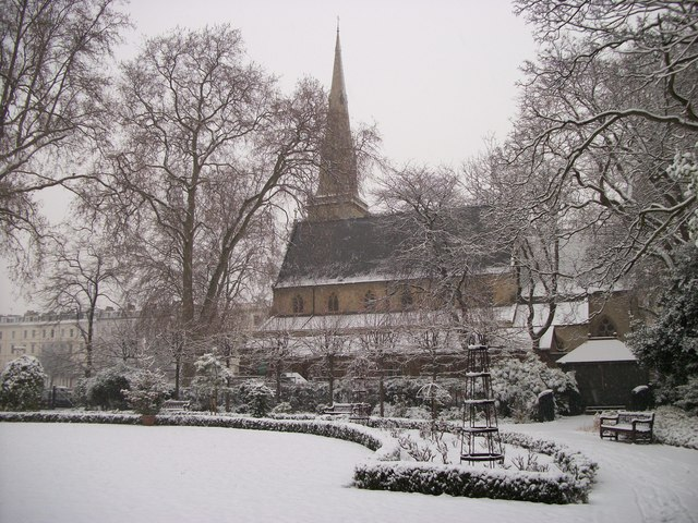 St Saviour Church