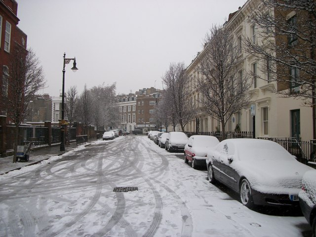 Ranelagh Road Pimlico