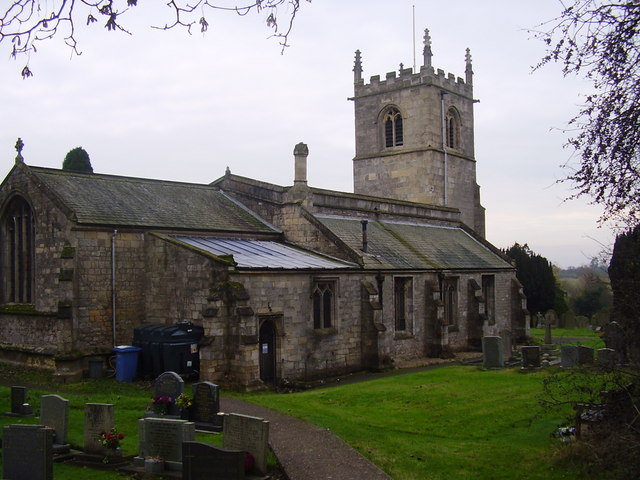 The church at Clarborough