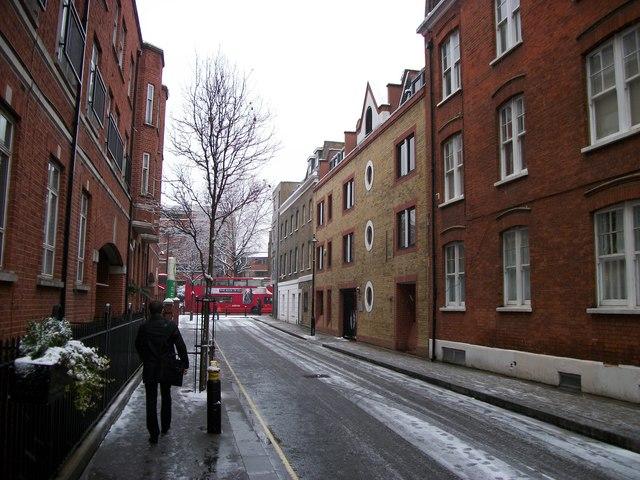 Hatherley Street