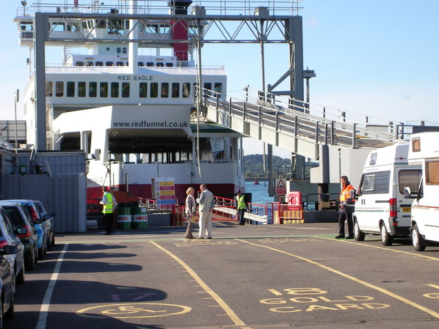 Red Eagle Ferry