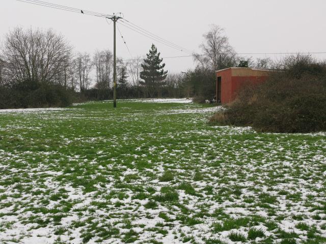 Paddock near Woodnesborough