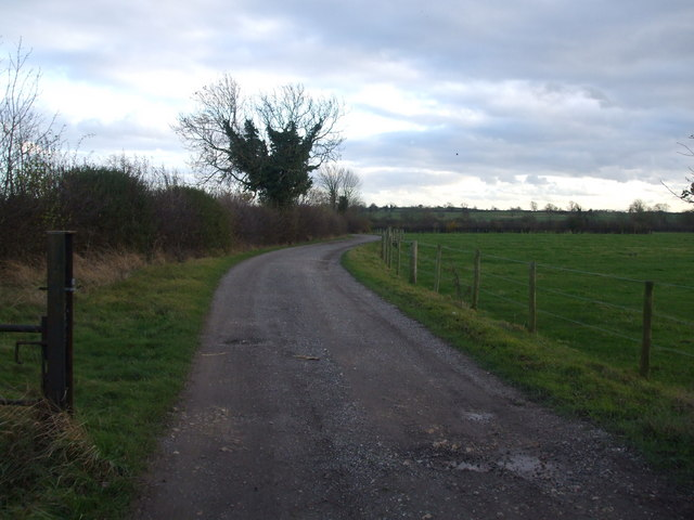 Track to Highfield Farm