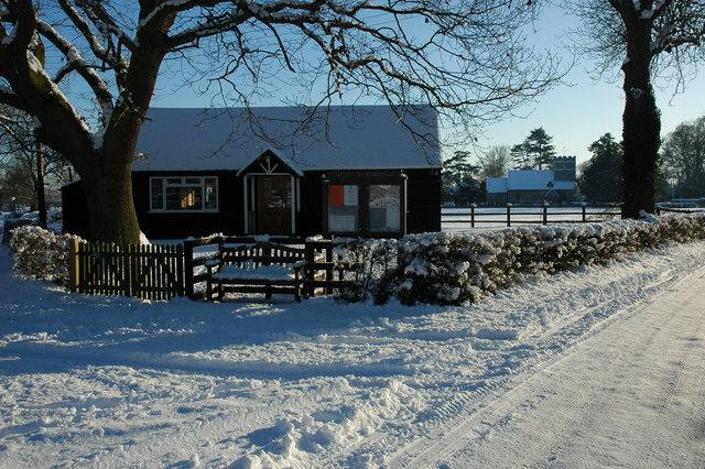 Earl's Croome Village Hall