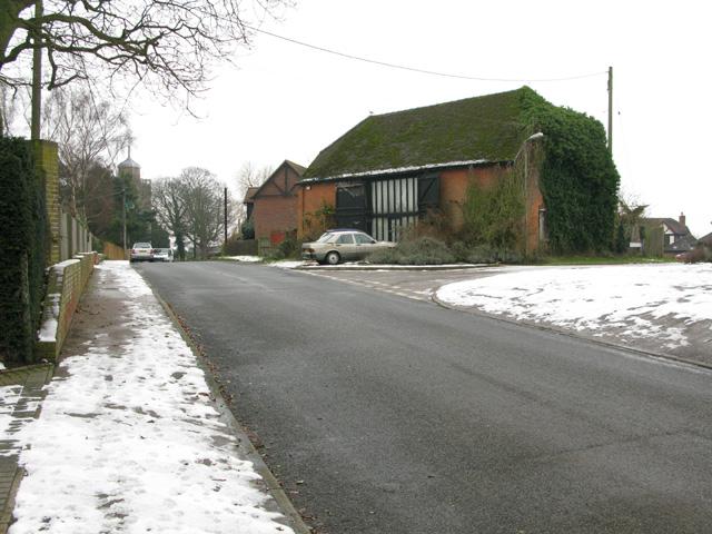 Church Farm Barn, Woodnesborough