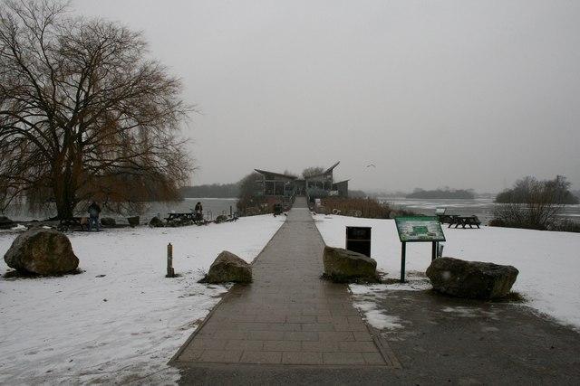 The Attenborough Visitor Centre