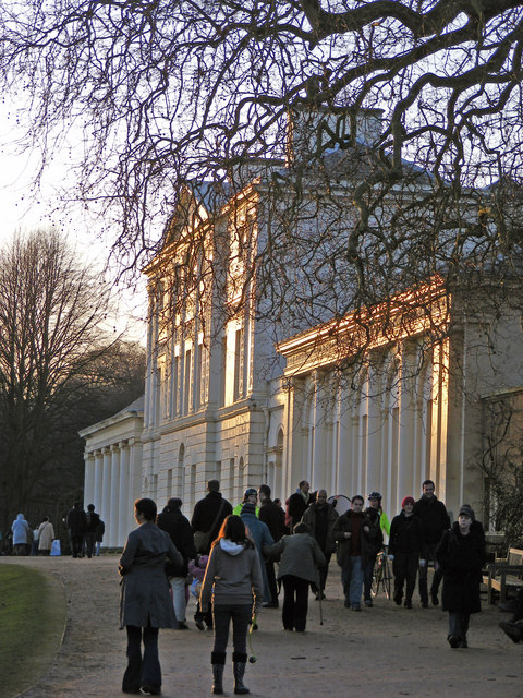 Front of Kenwood House