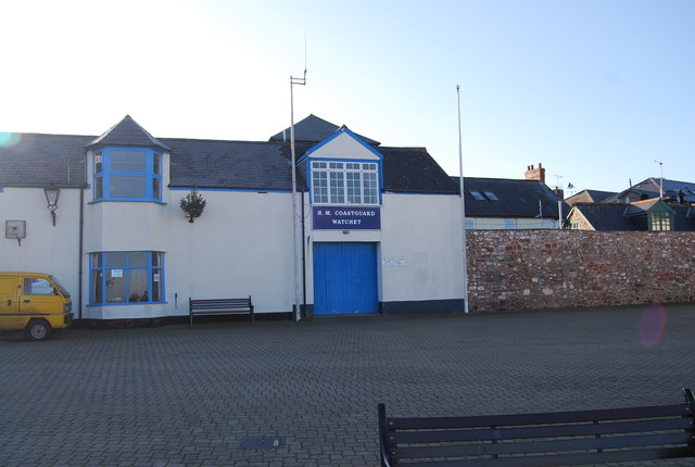 H.M. Coastguard, Watchet